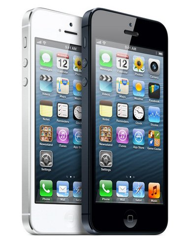 Apple iPhone5 16GB SIMフリー Unlocked カナダ版