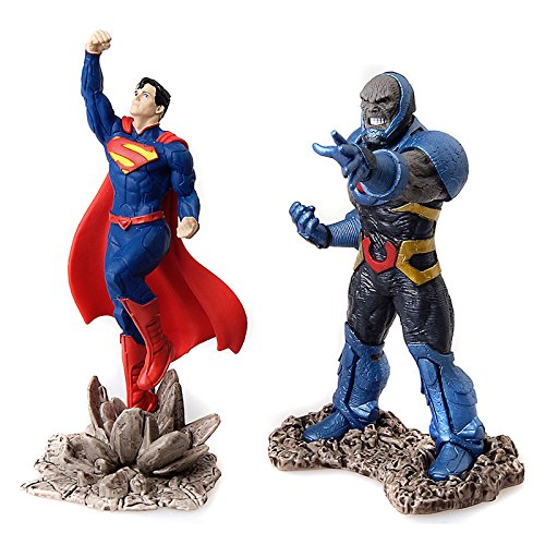 Schleich Superman vs. Darkseid Scenery Action Figure Pack - 1