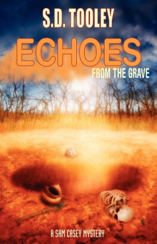 Echoes from the Grave (Sam Casey Mystery, #4)