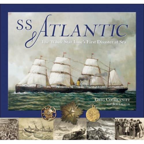Le naufrage de l'Atlantic 51G3hTW4pcL._SS500_