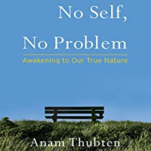 No Self, No Problem: Awakening to Our True Nature Audiobook by Anam Thubten, Sharon Roe (editor) Narrated by Fred Stella