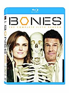 Bones: The Complete Fifth Season [Blu-ray]
