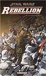 Star Wars R�bellion, Tome 3 : Du mauvais c�t� par Stradley