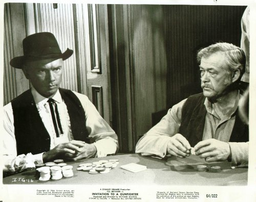 Invitation to a Gunfighter Starring Yul Brynner