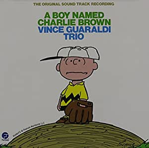 Vince Guaraldi Trio A Boy Named Charlie Brown Amazon