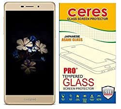 Ceres Tempered Glass For Coolpad Mega 2.5D
