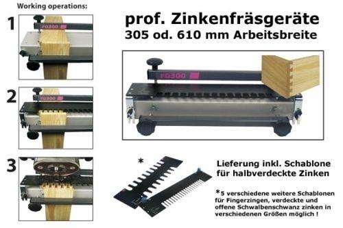 Zinkenfrse-Zinkenfrsgert-300-mm