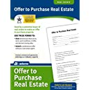 Adams Offer To Purchase Real Estate Form, 8.5 x 11 Inch, White (LF290)