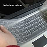 Keyboard Protective Film, Suitable for Dell Inspiron 6000 6400 8000 9000 9300 9400 1300 1500 E1505 E1705 510M 600M 630M 640M Latitude D500 D510 D520 D530 XPS M1710 vostro 1000 Precision M65 M90 Laptop