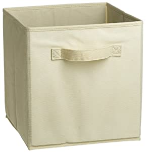 ClosetMaid 8697 Fabric Drawer, Natural