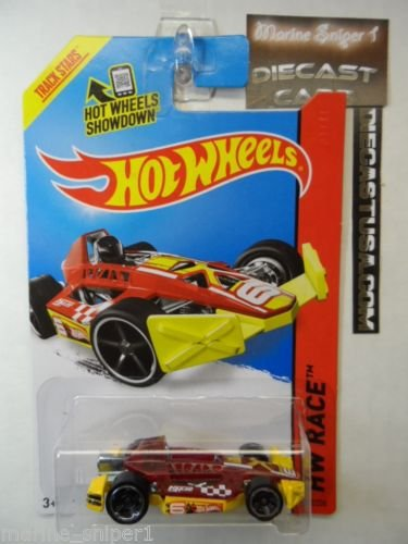 2014 Hot Wheels Arrow Dynamic HW Race Series #162/250 1:64 Scale