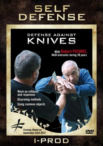 Self Defense - Defense Against Knives With Robert Paturel