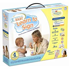 Hooked on Baby Learn to Sign