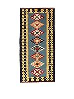RugSense Alfombra Persian Kashkai Azul/Multicolor 202 x 65 cm