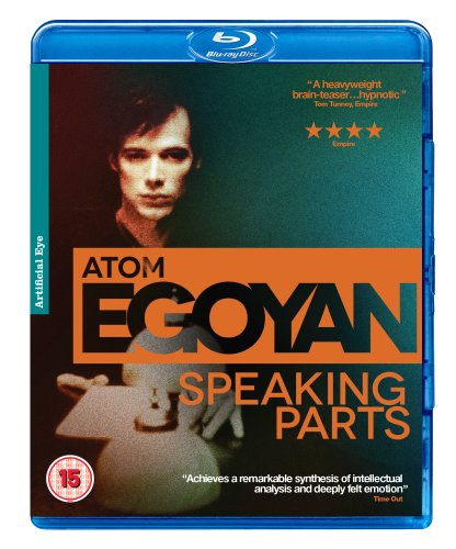 Speaking Parts (Atom Egoyan) [Blu-ray] [Import]