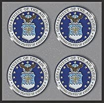 U.S. Air Force Ball Markers
