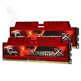 G.SKILL 16GB DDR3 (8GB X 2) 1866MHZ RIPJAWS X (F3-14900CL10D-16GBXL)