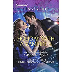 Holiday with a Vampire 4 Audiobook