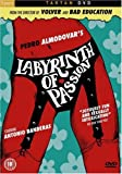 Labyrinth of Passion [2007] [DVD]