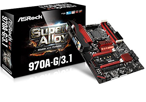 ASRock 970A-G/3.1 マザーボード MB3583 970A-G/3.1