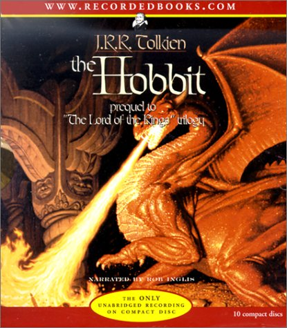 The Hobbit J. R. R. Tolkien Recorded Books Fantasy - Epic Unabridged Audio - Fi