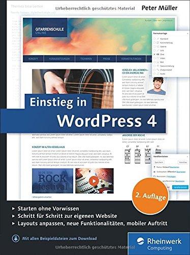 Einstieg-in-WordPress-4-Mit-Peter-Mller-erstellen-Sie-Ihre-eigene-Website-inkl-WordPress-Plug-ins