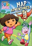 Dora The Explorer: Map Adventures (Bi...