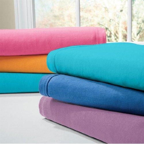 Brylanehome Cotton Jersey Knit Sheet Set front-790514
