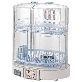 ZOJIRUSHI クリアドライ 食器乾燥器 クリアグレー EY-KA50-HH