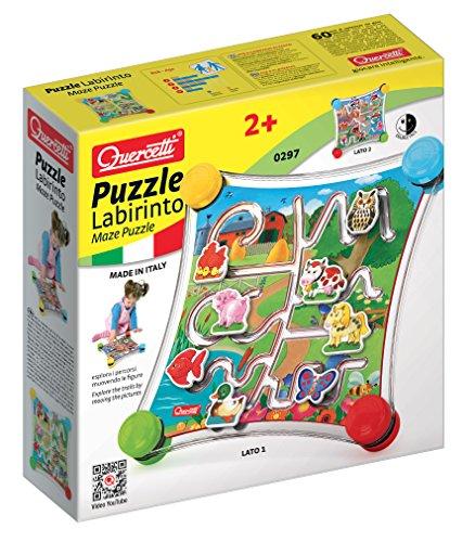 Quercetti Labyrinth Puzzle - 1