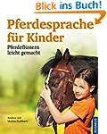Pferdesprache f�r Kinder