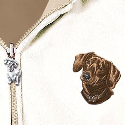 "The ""Loyal Companion"" Reversible Women's Jacket by The Bradford Exchange"