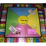 Pass Out Adult Drinking Board Game 1988 Edition