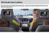 A-Sure-8-Zoll-2-Din-3G-DAB-Autoradio-Navi-DVD-GPS-VMCD-Bluetooth-TMC-FM-Radio-RDS-Fr-VW-Passat-Golf-5-6-Touran-Tiguan-Transporter-Multivan-T5-Polo-Jetta-Caddy-Skoda-Seat-Altea
