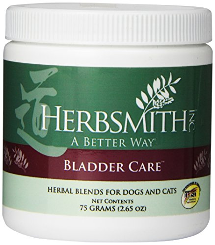 Herbsmith Bladder Care Herbal Supplement Pets Bond