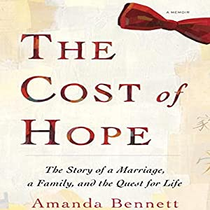 The Cost of Hope Audiobook
