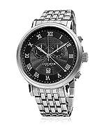 Akribos XXIV Reloj con movimiento cuarzo suizo Man AK590SSB 46 mm