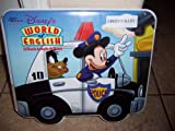 Disney's World of English El Mundo De Inlges De Disney (World of English, (Audio CASS & VHS TAPE) (VOL 10)