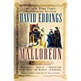 The Malloreon; Volume One: Guardians of the West; King of the Murgos; Demon Lord of Karanda: 1by David Eddings