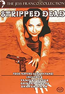 Jess Franco's Stripped Dead [Import USA Zone 1]