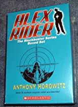 Alex Rider Boxed Set
