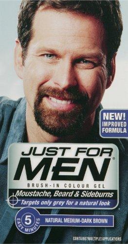 Just For Men M40 Medium Dark Brown Hair Color 28.4 g