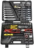 Famex 140-40 Universal Werkzeugkoffer 192 tlg. Rezessionen