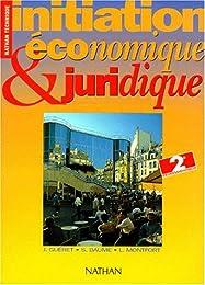 Initiation économique et juridique