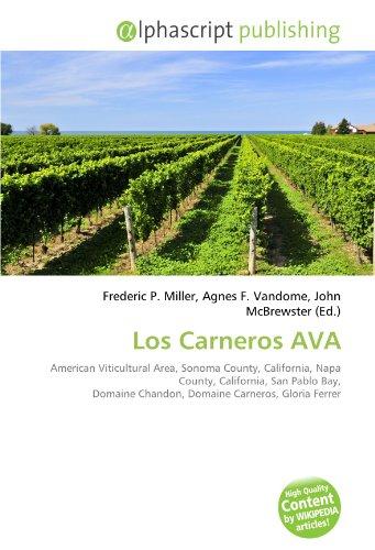 los-carneros-ava-american-viticultural-area-sonoma-county-california-napa-county-california-san-pabl