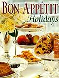 Holidays (0679442782) by Bon Appetit