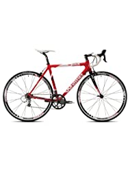 Whistle Sauk Red Mens Road Bike - Red/White, 52-cm