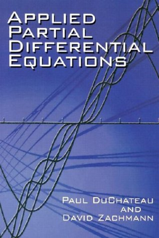 Geometry pure and applied math books differential equations applied partial differential equations fandeluxe Images