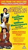 The Reduced Shakespeare Company [VHS]