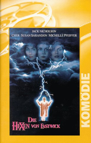 Die Hexen von Eastwick [VHS]